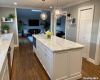 beautiful kitchen great center island storage and work space
